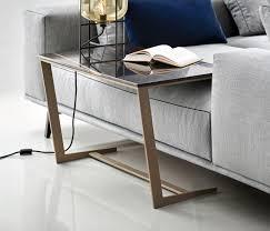 otto side table designermöbel architonic
