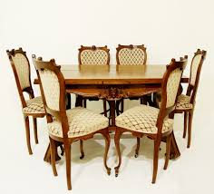 Art Nouveau Mahogany Dining Extending Table And Chairs - Via Antica ... Art Nouveau Ding Chairs In Alfreton Derbyshire Gumtree Set Of 6 Nouveau Carved Oak Ding Chairs Vinterior Of 4 4671a La70304 Quality Art Golden Oak High Slat Back 554 Antique Beauty Oaken Room Jugendstil Chair By Richard Riemerschmid Ars Design Dutch Mahogany Desk By Karel Sluyterman For Set 5 Four Early 20th Century Walnut Style Four Antique Art Nouveau Carved Ding Chairs 12 Arts Crafts Shapland Petter Antiques Atlas