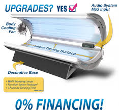 sunfire 32 deluxe home tanning bed sunfiretanningbeds