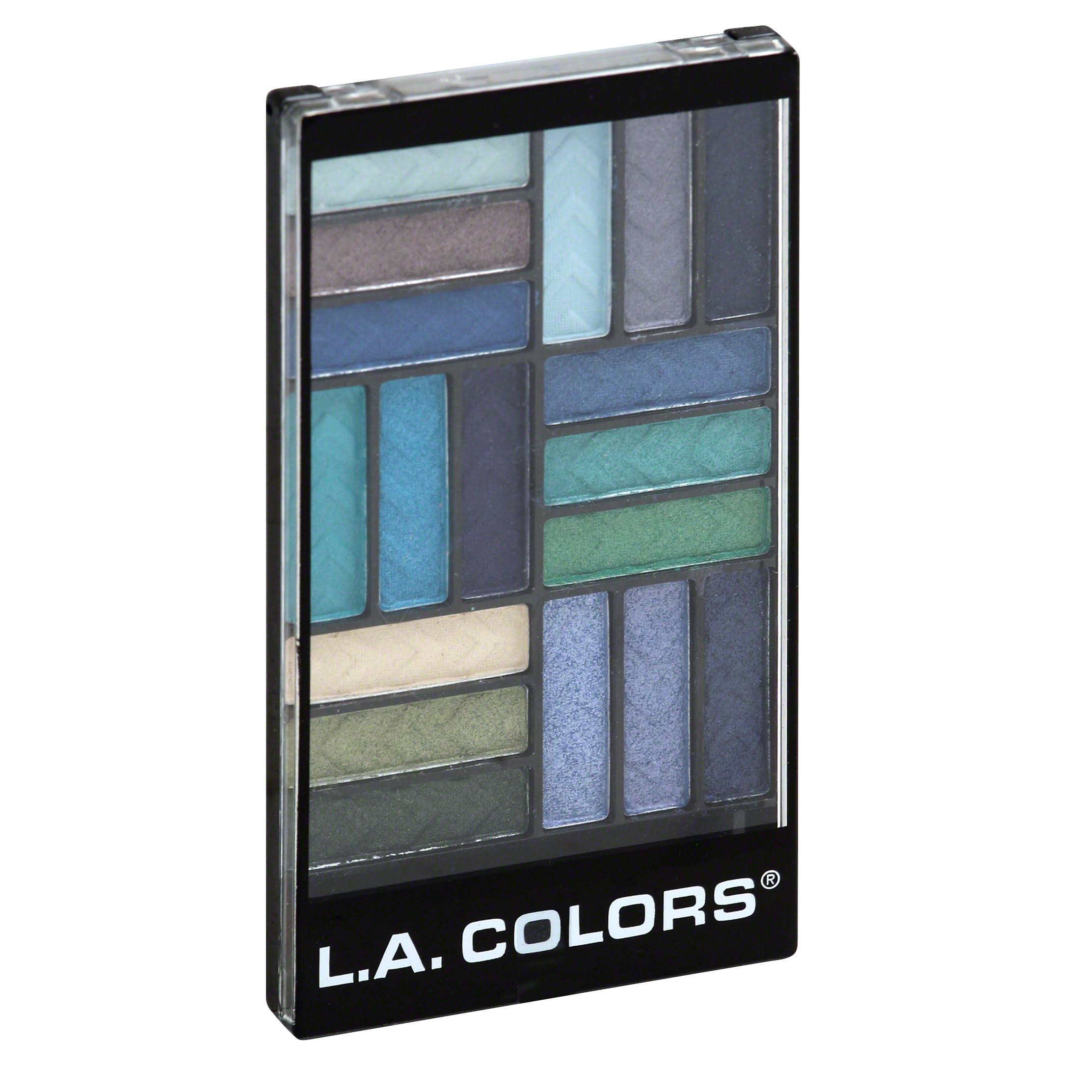 L a Colors Eye Shadow - Shady Lady