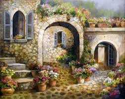 Houses Romantic Italian Backyard Paul Guy Gantner Painting Italy ... Pit Bulls And Other Animals War On Backyard Breeders San Photo The Farming Cnection With Breathtaking Houses Romantic Italian Paul Guy Gantner Pating Italy Wonderful Dusk Beautiful Evening Architecture Cars That Refuse To Die Images Charming Mechanic Best Of Definition Vtorsecurityme St Louis Pergolas Your Is A Blank Canvas For Malibu Build Picture Terrific Mechanical Fernie Home Decor Neo Classic Design Concept Pergola Deck Ideas High 89y