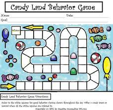Positive Behavior Game Board Printable Below