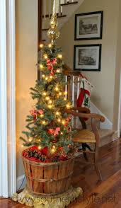 Outdoor Christmas Decorations Ideas Pinterest by Best 25 Apple Baskets Ideas On Pinterest Diy Xmas Decorations