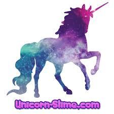 Unicorn Slime Custom By Kenzie