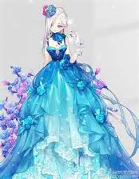 Anime Girl Dress On Pinterest Girls Cute Drawings And
