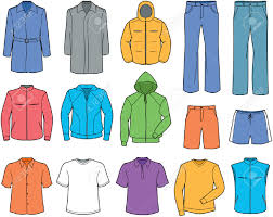 Cloths Clipart Collection Clothes Use On Your Powerpoints Kids Summer