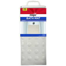 Bathtub Mat Without Suction Cups by Magic 25 In X 15 3 In Bath Mat 3000 The Home Depot