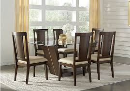 Dining Room Chairs For Glass Table by White Dining Room Table Sets