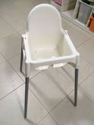 Ikea High Chair - Price In Singapore | Outlet.sg Iktilopghchairreviewweaningwithtraycushion Highchair With Tray Antilop Light Blue Silvercolour Baby Hacks Ikea Antilop High Chair 9mas Easymat On Ikea High Chair Babies Kids Nursing Feeding Carousell Cushion Cushion Only White Price In Singapore Outletsg Ikea Price Ruced Baby