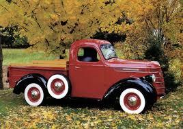 100 1940 International Truck Harvester D2 Pickup