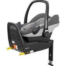 siege auto bb confort pack siège auto pebble avec embase 2wayfix concrete grey bebe