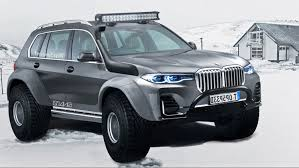 100 Bmw Trucks The Arctic BMW X7 Isnt Real But We Want One Top Speed