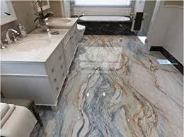 benutzerdefinierte foto boden tapete 3d marmor wand wohnzimmer bad pvc boden fliesen tapete slip wear 430 300 cm