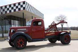 1937 GMC TOW TRUCK MODEL T16B (Restored) 1.5 TON DUALLY (SOLD! SOLD ...