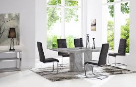 Alfrank Fusion Marble Dining Set