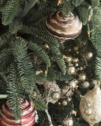 Christmas Trees Unlit 9 Ft by Noble Fir Christmas Trees Balsam Hill