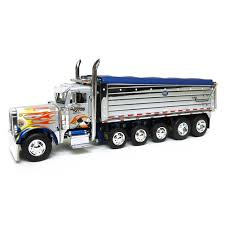 1/64th Peterbilt 379 Five Axle MAC Dump Box, 2014 NTTC Show Truck