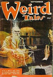 The Novelette Legal Rites A Collaboration With Frederik Pohl Only Asimov Story To Appear In Weird Tales