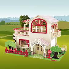Wholesale Wooden DIY 112 Simulation Miniature Dollhouse Furniture