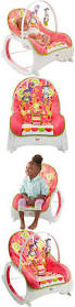 Amazon Sleeper Sofa Bar Shield by Fisher Price Floral Confetti Baby Infant Toddler Girls Swings