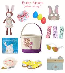 Easter Basket Ideas For Toddlers And Babies