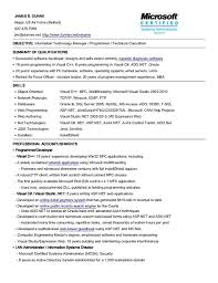 Information Technology Resume Examples 2017 Your Prospex Rh Yourprospex Com Health Care Samples