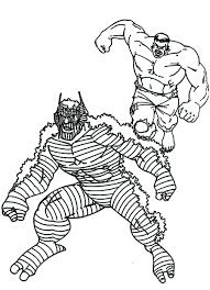 Scary Halloween Coloring Pages For Adults Witch Very Monster Colouring Full Size