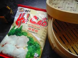 raviolis chinois à la vapeur ha cao au poulet à ma façon