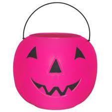 Halloween Blow Molds Ebay by Vintage General Foam Plastics Pink Halloween Pumpkin Blow Mold