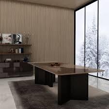 100 Minotti Dining Table Lou 3D Model