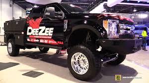 100 Dee Zee Truck Accessories 2017 Ford F350 Customized Walkaround 2017 SEMA Las Vegas