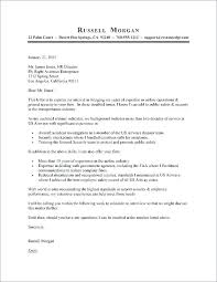 Easy Cover Letter Examples Basic Lovely Constructing A Sample