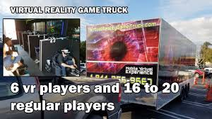Virtual Reality Game Truck - YouTube Photo Gallery The Best Mobile Video Game Theaters For Sale Gametruck San Jose Party Trucks Columbus Ohio Birthday Hot Truck Rental 6000 Garners Ferry Rd Columbia Sc Buy A Game Truck Pre Owned Mobile Theaters Used Las Vegas 7024263795 In Angry Birds Trailer Mod By Lazymods Euro Simulator 2 Mods About Us Megatronix Media Laser Tag Pouru Eertainment Spot