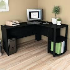 Small White Corner Computer Desk by Corner Desk Home Office Ideas Furniture Sleek Wooden Computer