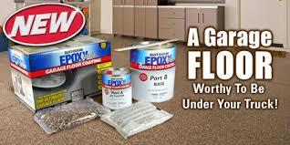 Rustoleum Garage Floor Epoxy Kit Instructions by Rust Oleum Epoxy Shield Garage Floor System Truck Accessories