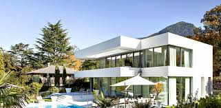 Modern Luxury Villa With Swimming Pool. Modern Style Architecture ... Best House Photo Gallery Amusing Modern Home Designs Europe 2017 Front Elevation Design American Plans Lighting Ideas For Exterior In European Style Hd With Others 27 Diykidshousescom 3d Smart City Power January 2016 Kerala And Floor New Uk Japanese Houses Bedroom Simple Kitchen Cabinets Amazing Marvelous Slope Roof Villa Natural Luxury