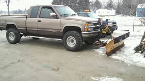 100 Chevy Mud Trucks For Sale 1994 CHEVY SILVERADO 1500 4X4 MUD TRUCK SNOW PLOW MONSTER TRUCK