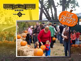 Central Iowa Pumpkin Patches by The Pumpkin Express At The Boone U0026 Scenic Valley Railroad Alpha