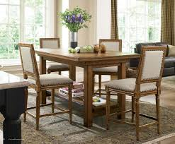 Modern Rustic Dining Room Ideas by Decorative Trend Rustic Counter Height Table Tedxumkc Decoration