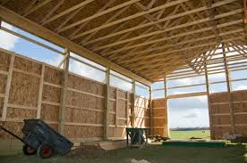 How To Build Pole Barn Construction by 32x40 Pole Barn Shop Man Cave The Garage Journal Board