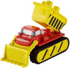 100 Bob The Builder Trucks Amazoncom FisherPrice The Hazard Muck Vehicle Toys