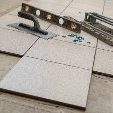 Preparing Subfloor For Marble Tile by Pro Com Install Porcelain Stone Or Slate Tile Flooring