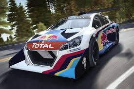 Image Dirt Rally Peugeot 208 T16 Pikes Peak 02