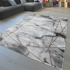 wohnzimmer teppich mit marmor design