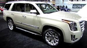 100 2014 Cadillac Truck 2015 Escalade Exterior And Interior Walkaround