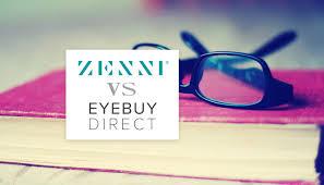 Shopping Online: Zenni Optical VS EyeBuyDirect – Youreyewearguide.com