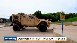 OSK:New York Stock Quote - Oshkosh Corp - Bloomberg Markets Okosh Cporation 1996 S2146 Ready Mix Truck Item Db8618 Sold Oct Still Working Plow Truck 1982 Youtube Family Of Medium Tactical Vehicles Wikipedia Trucking Trucks Pinterest And Classic Support Cporations Headquarters Project Greater 1917 The Dawn The Legacy Stinger Q4 Airport Fire Arff Products