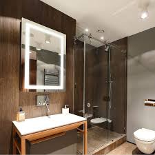 lights bronze lighted makeup mirror wall mounted doherty house