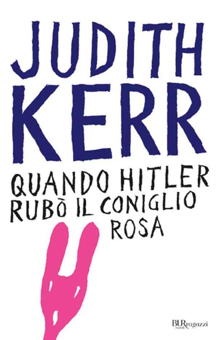 Risultati immagini per Quando Hitler rubò il coniglio rosa