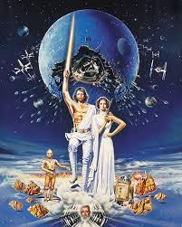 La Ca 1218 Star Wars Art Posters 547 Poster